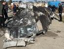 Những hình ảnh đầu tiên của máy bay Ukraine sau khi trúng tên lửa Iran