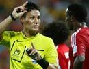 Trọng tài người Nhật Bản điều khiển trận U23 Việt Nam gặp U23 Jordan