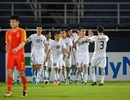 U23 Uzbekistan 2-0 U23 Trung Quốc: Chiến thắng dễ dàng