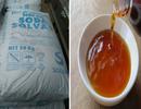 Bê bối chất tẩy rửa trong nước mắm: Đưa chất độc vào mâm cơm người Việt