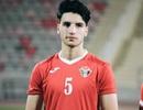 Cầu thủ U23 Jordan được dân mạng chú ý vì gương mặt điển trai