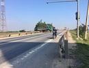 """Dự án gần 82 tỷ mở đường đấu nối sai quy định ngay """"điểm đen"""" tai nạn tại Quảng Bình"""