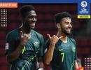 U23 Australia 1-1 U23 Bahrain: Đội bóng xứ chuột túi giành ngôi đầu bảng