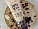 Độc đáo sản phẩm dưỡng da làm từ... trà sữa