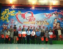 Phú Yên: Trao 550 suất quà cho người lao động vui đón Tết Nguyên đán