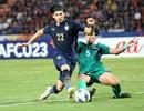 U23 Thái Lan sử dụng cầu thủ bị ốm trong trận đấu làm nên lịch sử