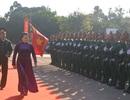 Chủ tịch Quốc hội chúc Tết Bộ chỉ huy Quân sự tỉnh Đắk Lắk