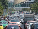 Gần 4 triệu lượt khách qua Tân Sơn Nhất dịp Tết, giao thông bắt đầu căng thẳng