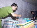 Bạc Liêu: Công an phát hiện xe tải chở hơn 1 tấn tôm chứa tạp chất