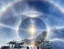 """""""Quầng băng"""" được phát hiện xung quanh Mặt trời"""