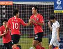 U23 Hàn Quốc 2-1 U23 Uzbekistan: Cùng giành vé đi tiếp