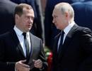20 năm đồng hành của bộ đôi Putin - Medvedev