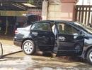 Quảng Trị:  Nghề rửa xe kiếm bộn tiền ngày cận Tết