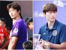 Tiền đạo U23 Hàn Quốc có cơ bụng 6 múi, đẹp như diễn viên điện ảnh