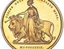 Một đồng xu vàng được bán với giá kỷ lục hơn 16 tỷ đồng