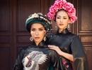 Minh Tú đọ nhan sắc với Phương Khánh trước thềm năm mới