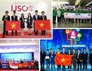 Dấu ấn giáo dục Việt trên các đấu trường quốc tế năm 2019