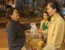 Sinh viên gói bánh chưng tặng người nghèo đón Tết