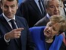 Các lãnh đạo thế giới loay hoay tìm Tổng thống Putin trong lúc chụp ảnh