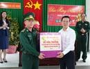Trưởng Ban Tuyên giáo Trung ương Võ Văn Thưởng chúc tết Bộ đội Biên phòng