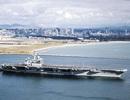 Hai tàu sân bay Mỹ áp sát bán đảo Triều Tiên