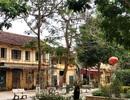 Độc đáo những ngôi nhà cổ ở phố Đầm