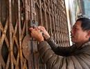 Hàng quán ở phố cổ Hà Nội đóng cửa nghỉ Tết