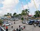 Bạc Liêu: Du khách tấp nập về Thánh đường lớn nhất ĐBSCL ngày đầu năm