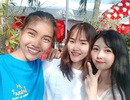 Tết ấm áp với các tuyển thủ bóng đá nữ Việt Nam