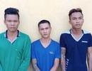 Bắt 3 đối tượng nghi ném bom xăng làm bé gái 5 tuổi bị bỏng