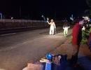 Truy tìm lái xe ô tô tông chết người đi bộ rồi bỏ trốn