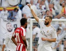 Real Madrid 1-0 Atletico: Benzema chói sáng