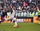C.Ronaldo không thể ngừng ghi bàn, Juventus xây chắc ngôi đầu