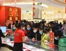 DOJI đã tặng 100.000 khẩu trang Nhật cho khách hàng trong ngày Thần Tài