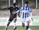 Văn Hậu chỉ còn cơ hội ra sân trong 14 trận đấu tại Heerenveen