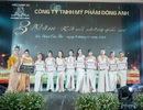 Thanh Duy Idol, Hồ Việt Trung hội tụ trong đêm tiệc kỷ niệm 3 năm mỹ phẩm Đông Anh