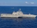 Nước Mỹ dưới thời ông Trump tổ chức tuần tra biển Đông đạt mức kỷ lục