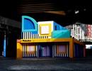 Cuộc sống thú vị trong ngôi nhà được xây dựng từ hơn 2 triệu mảnh lego