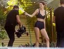 Kendall Jenner khoe dáng siêu thanh mảnh