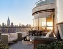 Tòa tháp ở Mỹ gây sửng sốt với thiết kế cửa sổ như đèn thủy tinh khổng lồ