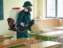 Hà Nội: Phun khử trùng lần 3, chuẩn bị tình huống học sinh đi học trở lại