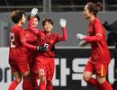 Hạ gục Myanmar, tuyển nữ Việt Nam giành vé dự vòng play-off Olympic