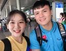 """Nữ sinh xinh đẹp hâm mộ tuyển thủ Quang Hải và là tiền đạo """"cứng"""""""