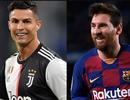 Messi được trả lương cao gần gấp đôi C.Ronaldo
