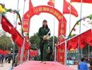 Đắk Lắk: Nữ tân binh duy nhất nhập ngũ nổi bật trong ngày tòng quân