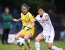 Thua Australia 0-6, đội tuyển nữ Thái Lan trắng tay rời giải