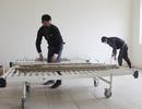 """Lắp đặt bệnh viện dã chiến 300 giường ở """"ổ dịch"""" Vĩnh Phúc"""
