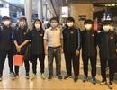 Đội tuyển nữ Việt Nam về nước sau thành công tại vòng loại Olympic