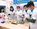 Giảng viên, sinh viên sản xuất nước rửa tay phát miễn phí phòng dịch nCoV