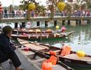 Hội An: Dịch vụ chèo đò cũng vắng khách vì dịch corona
